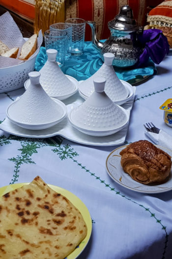Najlepsze śniadanie jakie dostaliśmy – Meknes