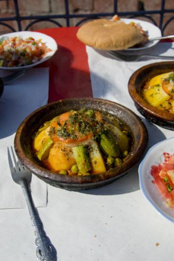 Terrasse Bab Atlas Restaurant